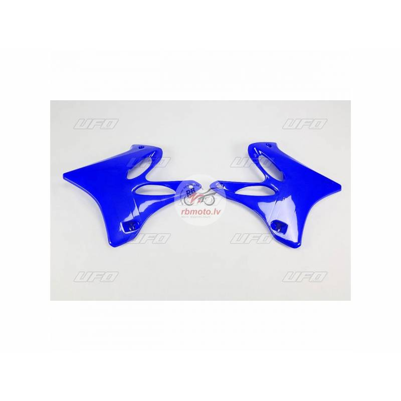UFO Radiator Covers Reflex Blue Yamaha