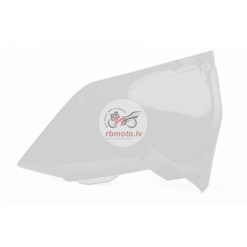 POLISPORT Air Box Cover OEM Color (2016) White KTM
