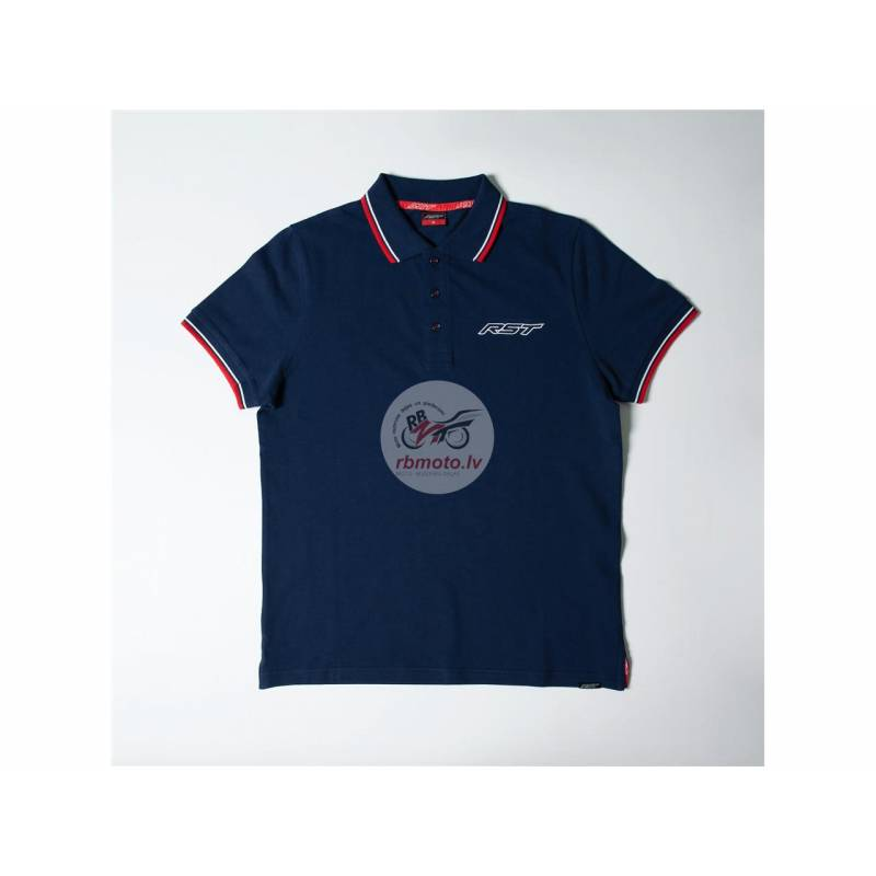 RST Cotton Polo Navy Size M