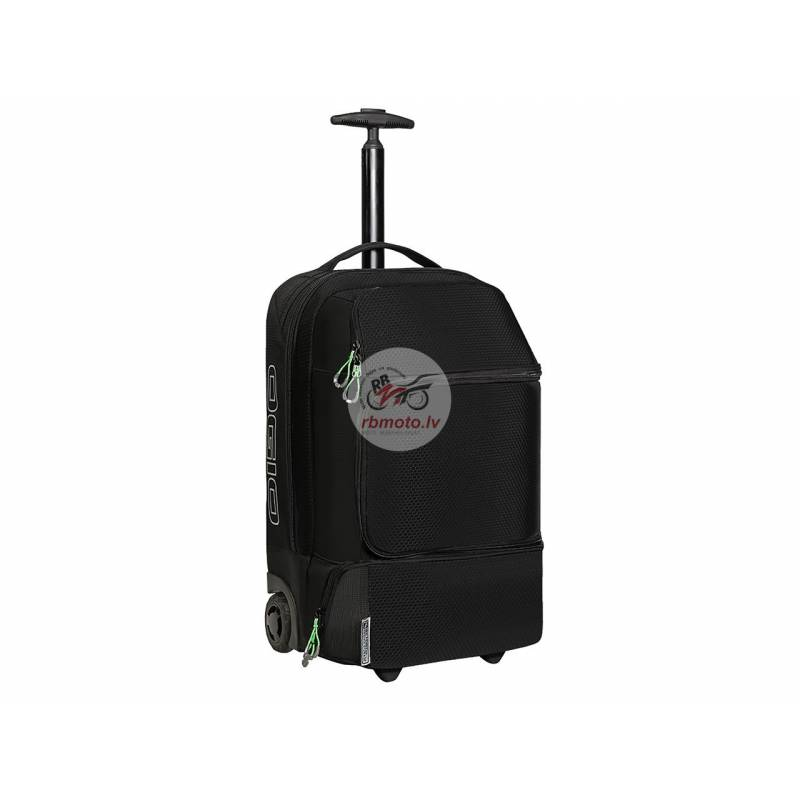 OGIO ONU 20 Wheeled Pack Travel Bag Black