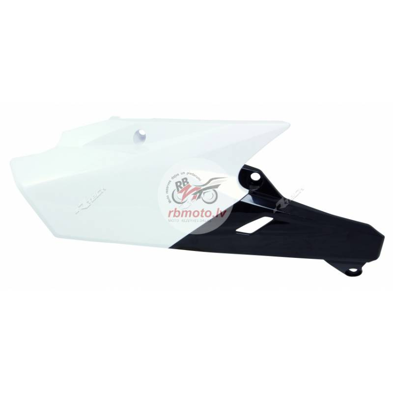 RACETECH Side Panels OEM Color (2014) White/Black ...