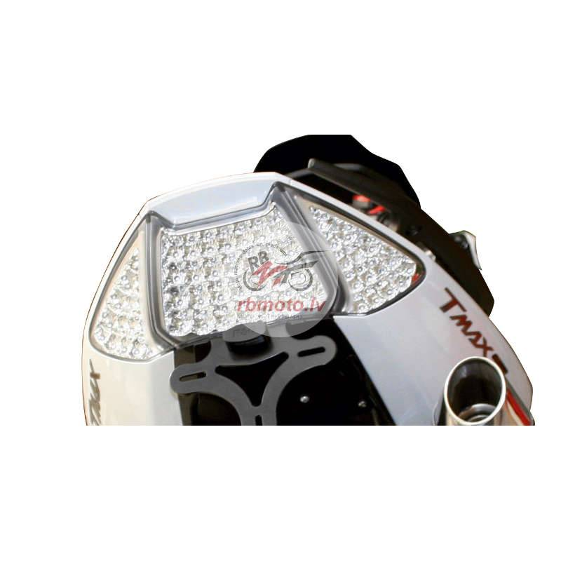 V PARTS Rear Light w/ Integrated Indicators LED Ya...