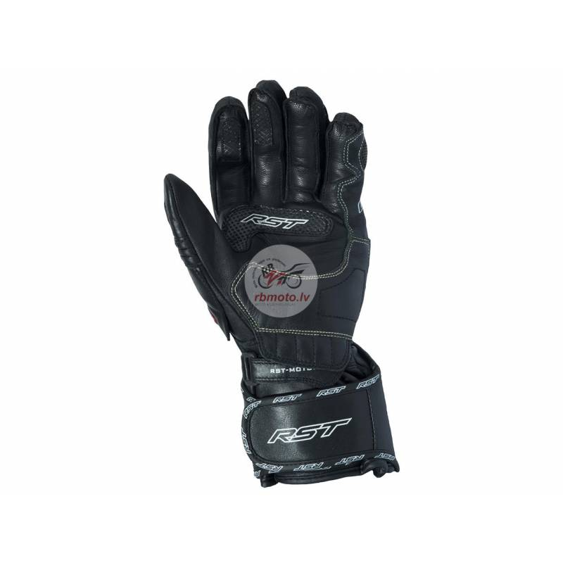 RST Tractech Evo Waterproof CE Gloves Leather Blac...