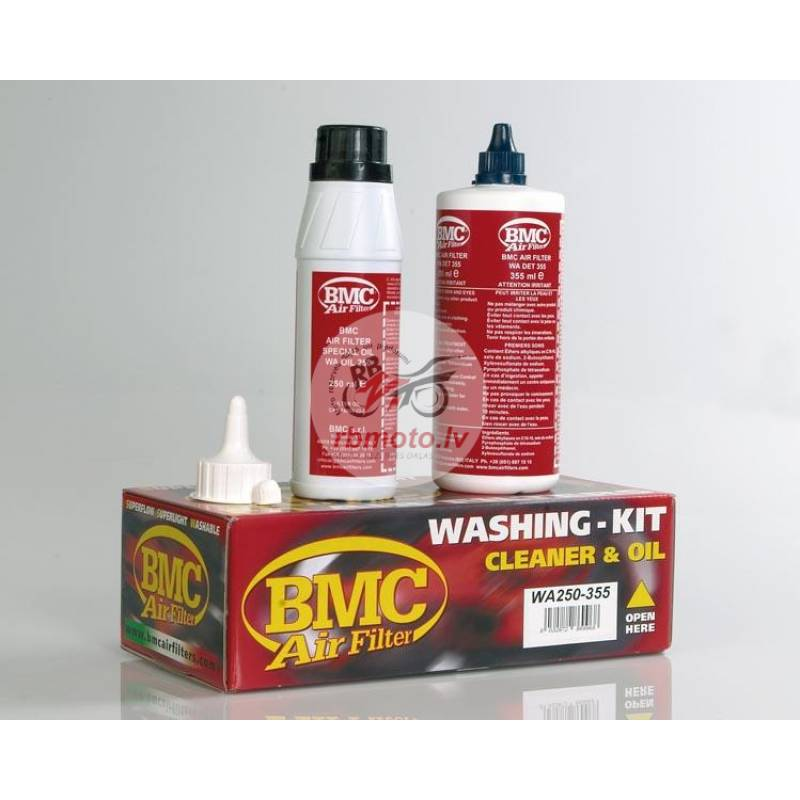 BMC AIR FILTER OIL