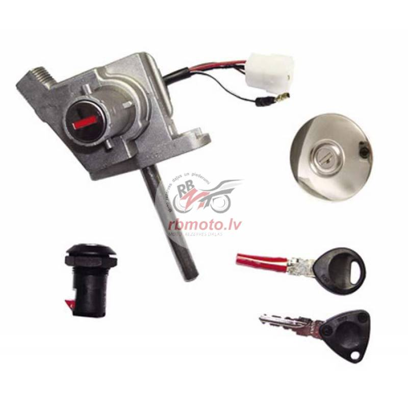 V PARTS Ignition Switch MAJESTY 125, MAJESTY 150/1...