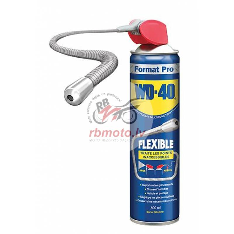 WD-40 Flexible Pro System Spray Pack of 6 X 600ml