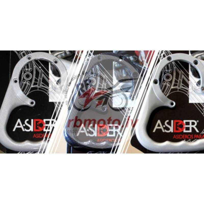 A-SIDER Black Edition Tank Handle Grip 6 Screws Bl...
