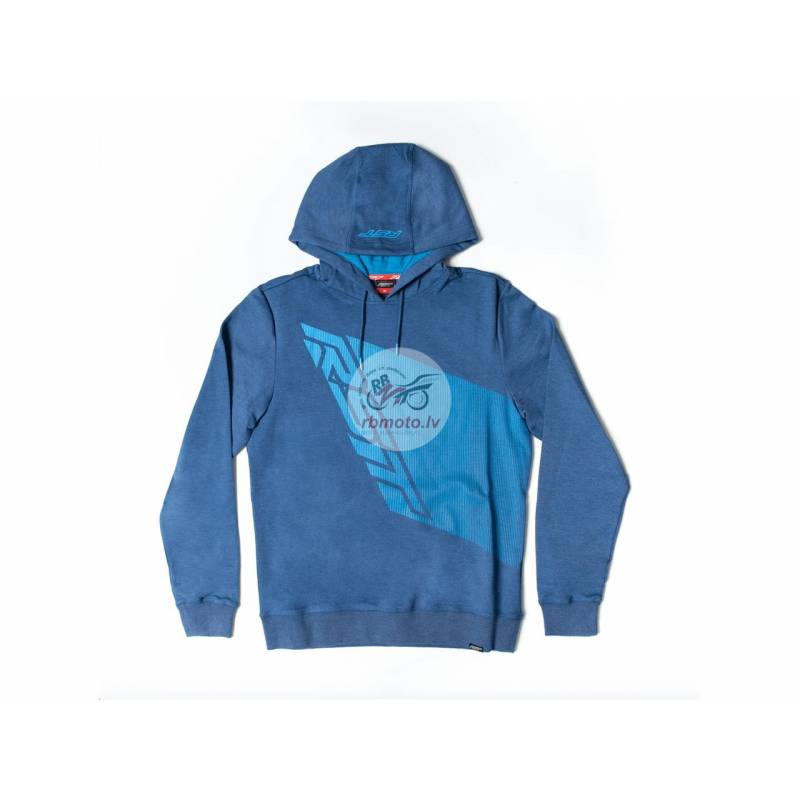 RST G-Force Hoodie Blue Size XL