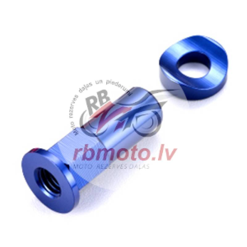 ART Long Rim Lock Nut Blue