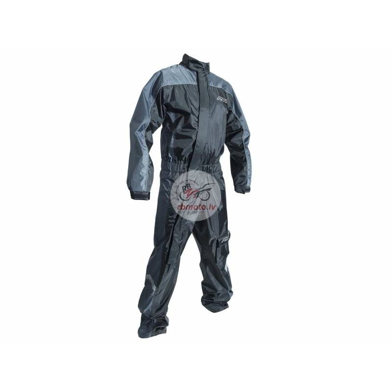 RST Waterproof Overall Black/Grey Size XL