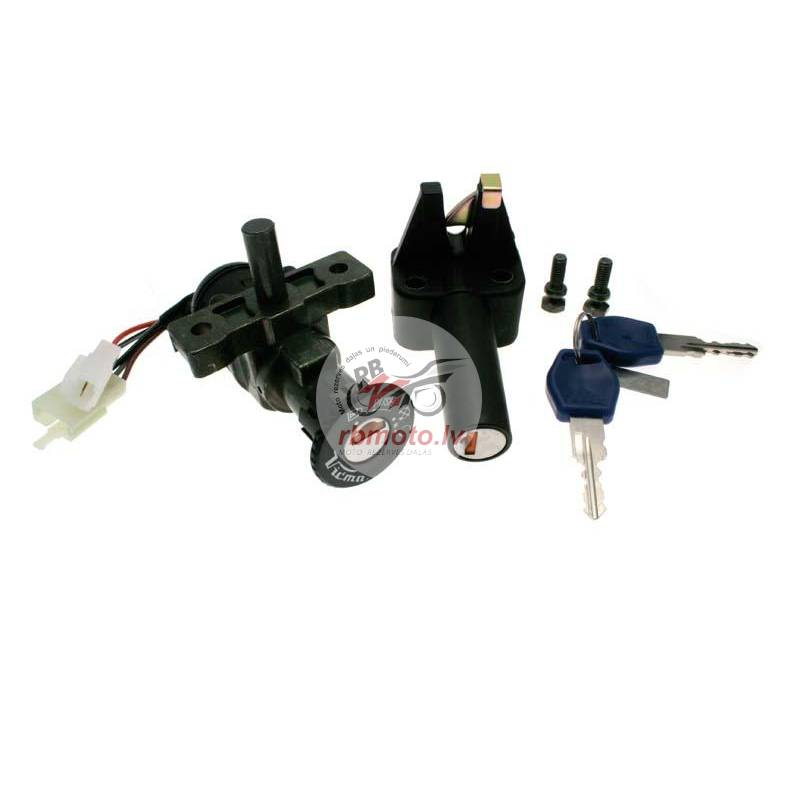 V PARTS Ignition Switch STUNT 50, SLIDER 50