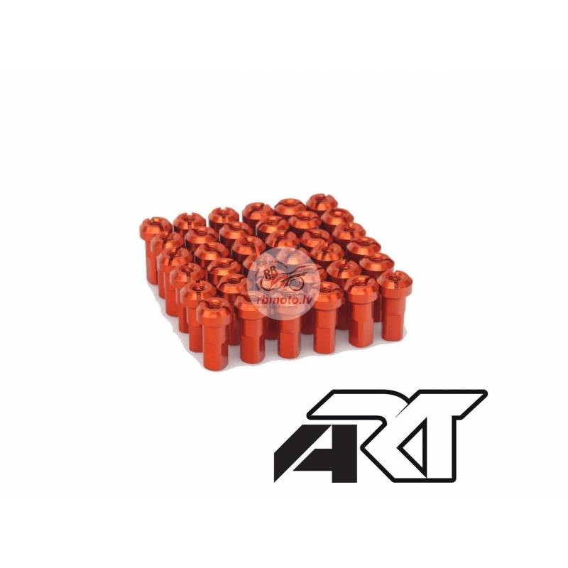 A.R.T Orange Spokes Head Set