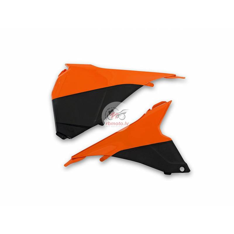 UFO Air Box Covers OEM Color KTM SX 125 and +