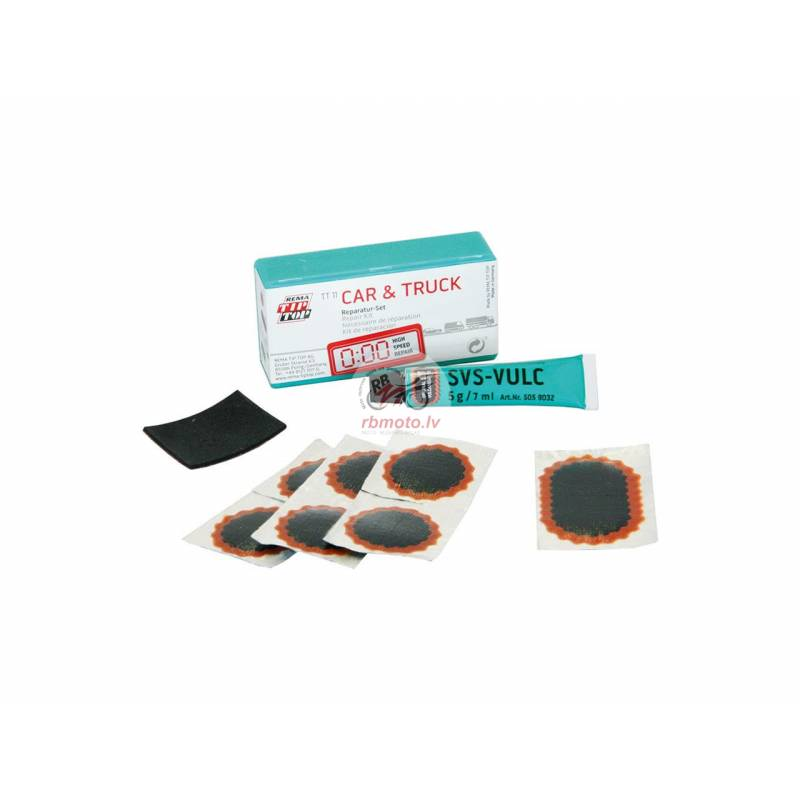 REMA TIP TOP TT11 Auto/Moto Tube Repair Kit