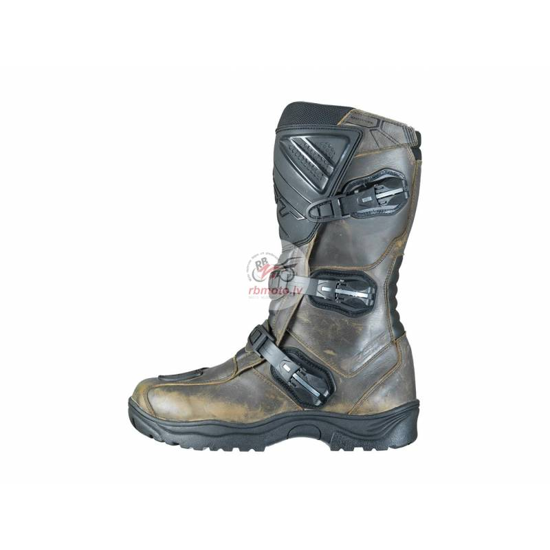 RST Raid CE Boots Brown Size 44