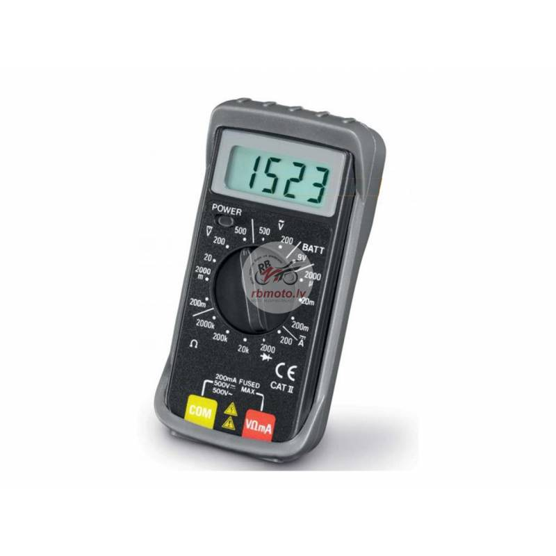 ZECA Mini Digital Multimeter