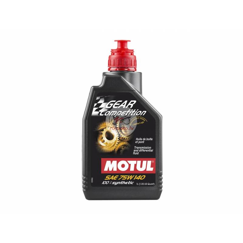MOTUL Gear Competition Oil 75W140 100% Synthetic 1...