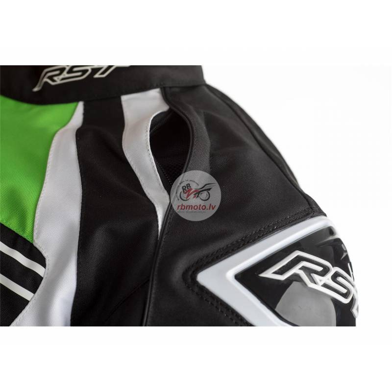 RST Tractech EVO 4 CE Jacket Textile Green Size M ...
