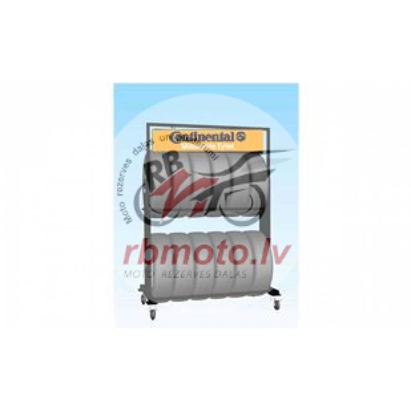 CONTINENTAL 12-TYRE DISPLAY RACK
