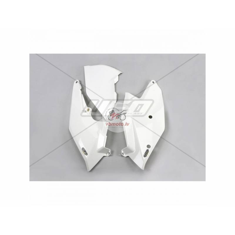 UFO Side Panels White KTM