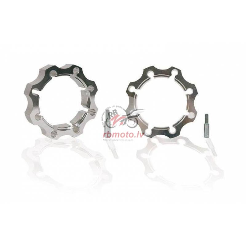 Cross Pro wheel spacers 45mm Polaris Predator 500