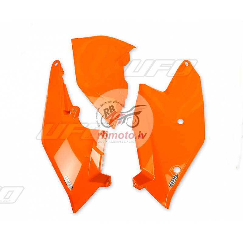 UFO Side Panels Neon Orange KTM SX/SX-F