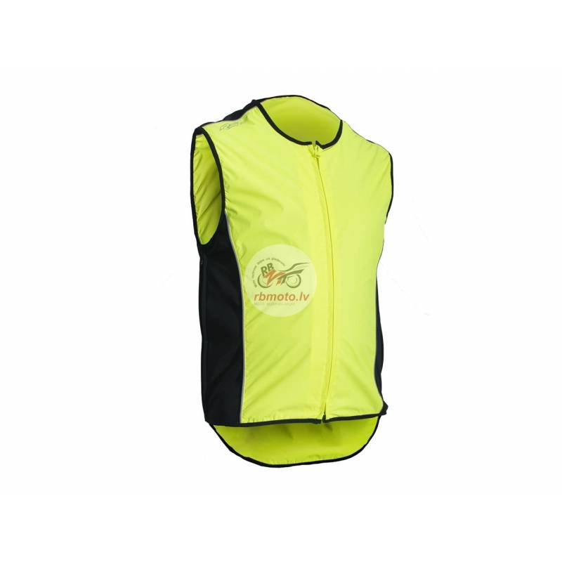 RST Safety Jacket Flo Yellow Size L
