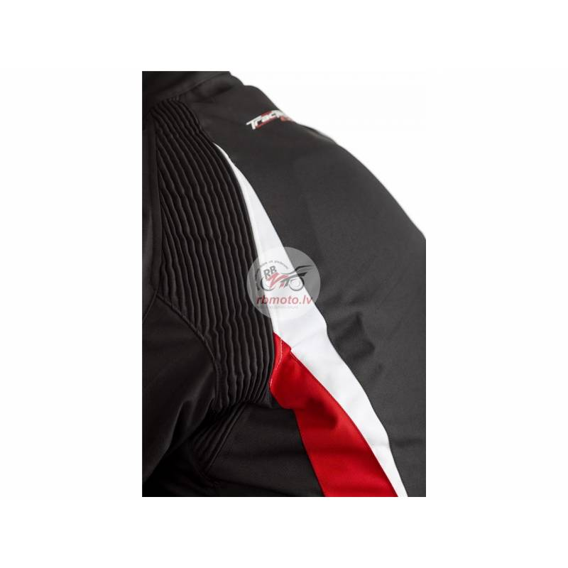 RST Tractech EVO 4 CE Jacket Textile Red Size S Me...