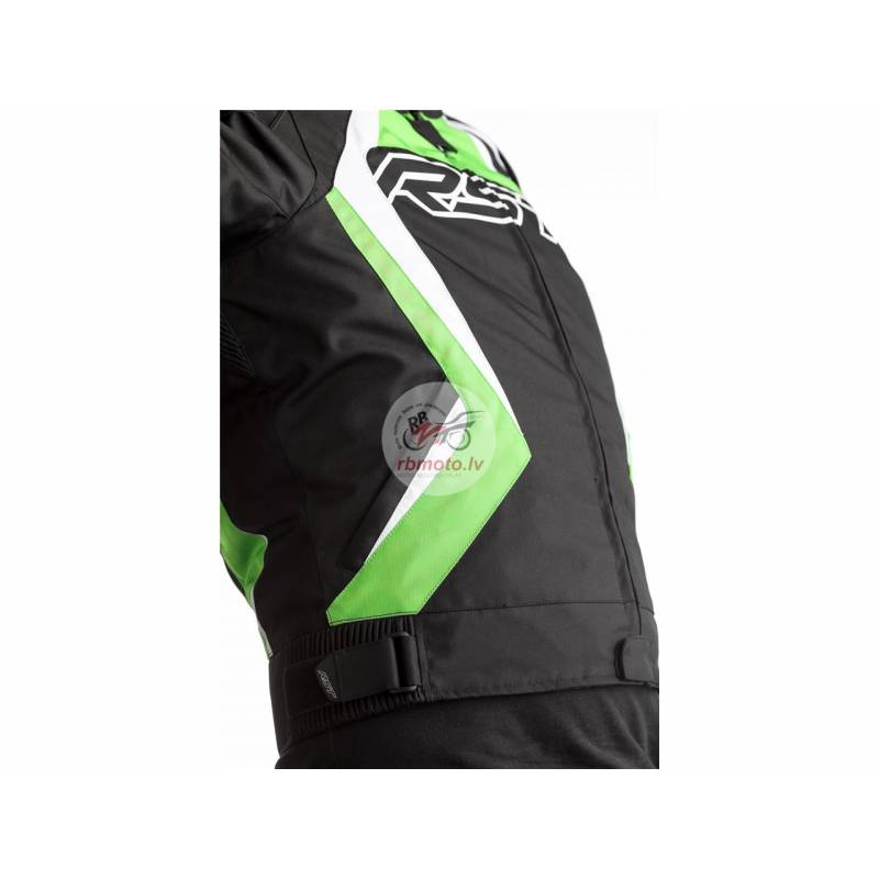 RST Tractech EVO 4 CE Jacket Textile Green Size L ...