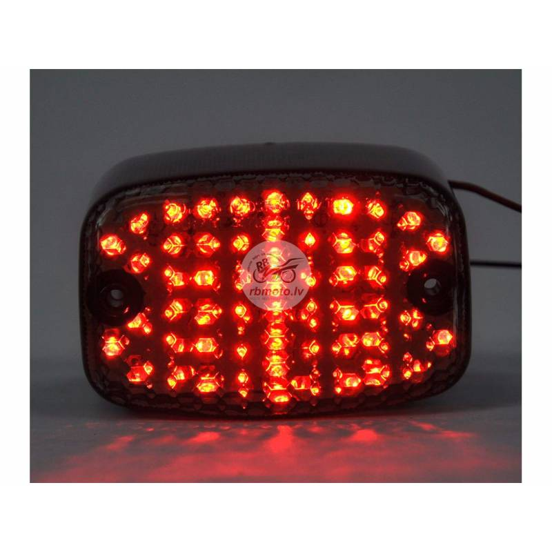 YAMAHA V-MAX 1200 LED REAR LIGHT WITH INTEGRAL IND...