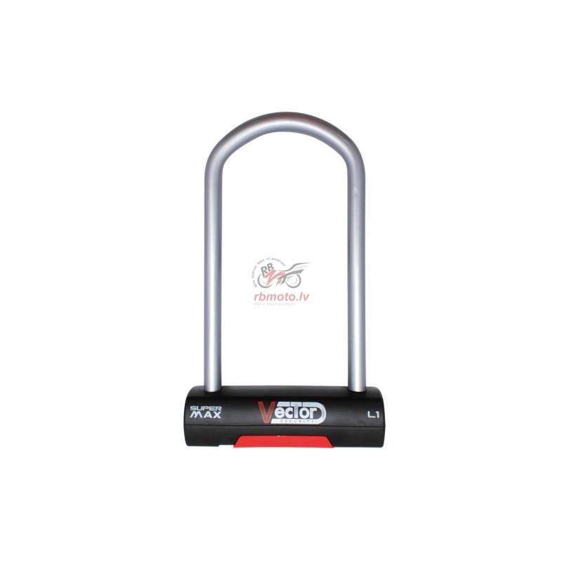 VECTOR Super MAX L1 U-Lock 130x250mm