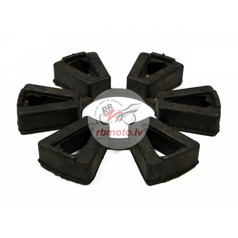 DAMPING RUBBER /CHAIN SPROCKET