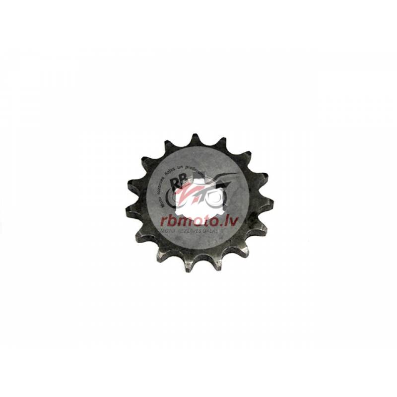 CHAIN SPROCKET T15 FRONT