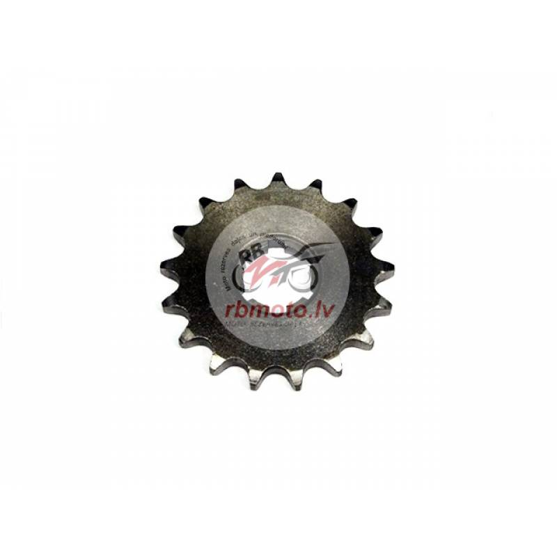 CHAIN SPROCKET T17 FRONT