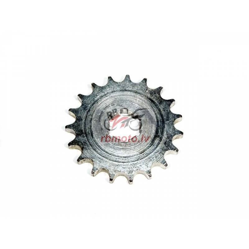 CHAIN SPROCKET T19 FRONT