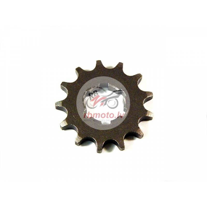 CHAIN SPROCKET T13 FRONT 638