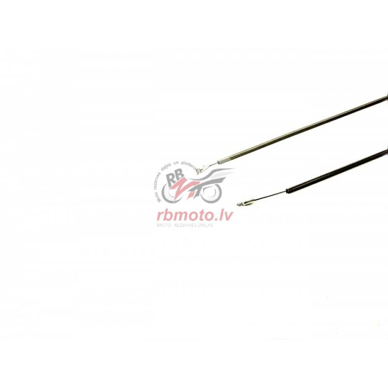 THROTTLE CABLE /GREY/ 950/1050 MM