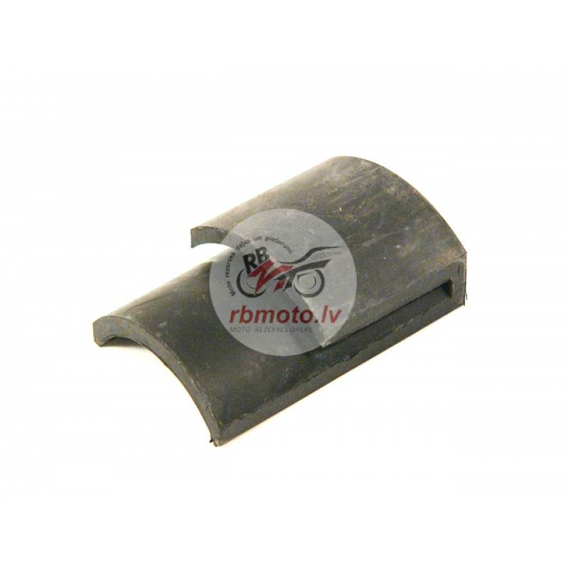 RUBBER SUPPORT FOR FUEL TANK REAR /P/